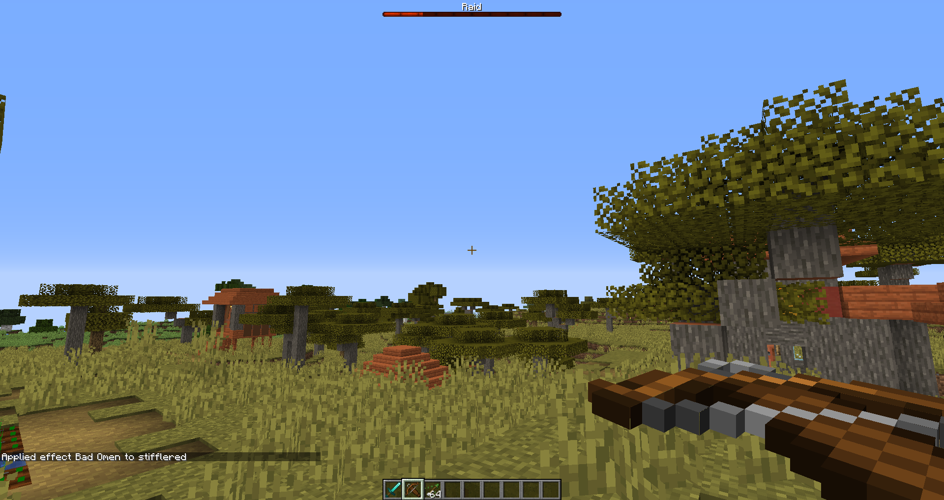 Snapshot 18w49a adds new Villages, changes Raids, and brings